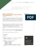 Estação ZN_ Delphi - Intraweb_ Passar e Recuperar Parâmetros Entre Requisições HTTP