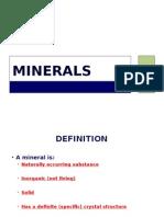 minerals 2014