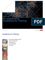 DEABB 2413 - Guidelines for Packing Components