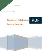 Dispraxia (TDC)