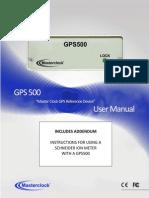 GPS500um