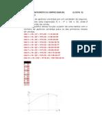 Exercicios de Matematica Empresarial Lista 32