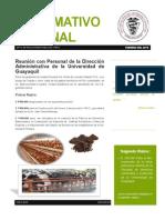 Informativo Semanal Febrero 2015