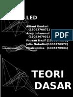 Aplikasi Fisika dalam LED