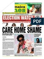 Jamaica Times Issue 32 Feb Mar 2015