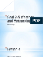 goal 2 5 (lessons 4-6) weather and meteorology