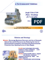 Five Yasfdasar Plan Petroleum Environmental Start FY 04
