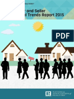 2015 Home Buyer and Seller Generational Trends