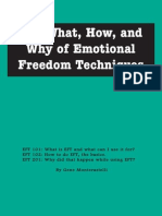Emotional Freedom Technics 101
