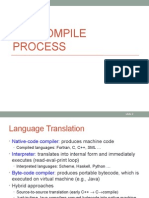 The Compile Process