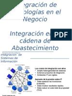 Integracion de Tecnologias en El Negocio