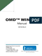 Wincal Manual 103719-0 Rev e