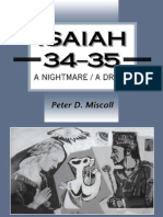 1999 Miscall Isaiah 34-35