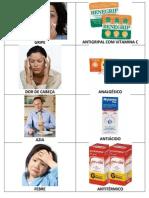 Doencas e Medicamentos