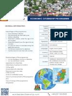 Economic Citizenship Programme - Grenada