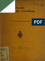 Tugan Baranovsky - Soziale Theorie Der Verteilung