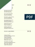 Ady Endre összes költeményei - Menekülő élet