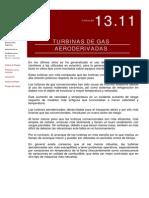 Turbinas Aeroderivadas