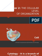 Chapter 2 Cell
