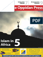 The Oppidan Press - Edition 2 - 2015
