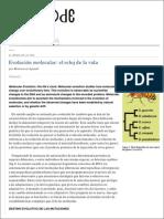 Http Metode Cat Es Revistas Monografics L-Arbre-De-la-Vida Evolucio-molecular-el-rellotge-De-la-Vida# U9bfz8Bnh14 Pdfonline