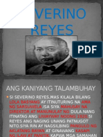 Severino Reyes
