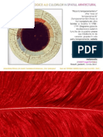 EFECTELE CULORILOR Efectele Psihologice Şi Fiziologice Ale Culorilor
