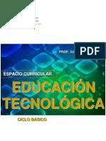 Educacion Tecnológica CB