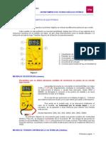 Instrumentacion Laboratorio Fundamentos de Electronica