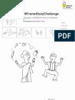 Geetali Tare's Illustrations for the #6FrameStoryChallenge -2