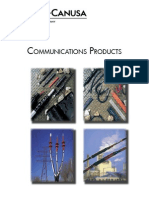 Canusa CATalogo Communications