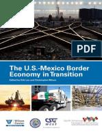 The U.S.-Mexico Border Economy in Transition