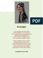 'Scrounger'