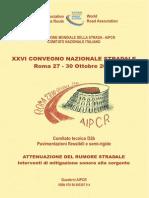 Quaderno AIPCR-Attenuazione Del Rumore Stradale