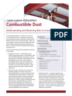 Combustible Dust Resource Guide