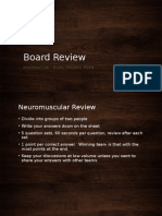 Board Review Neuromuscular
