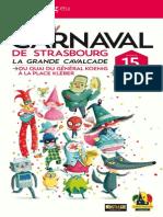 Programme Carnaval 2015