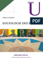 Sociologie Des Elites