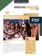 1st Quarter 2015 Lesson 11 CornerstoneConnections
