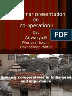 Aiswarya.b Need and Importance