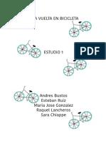Brief una vuelta en bicicleta