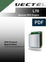 L70 GPS Protocol V1.0