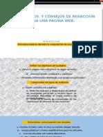 Principios y Consejos Para Web