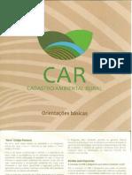 02 Cadastro Ambiental Rural
