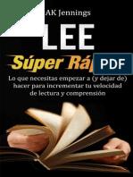 Lee Super Rapido