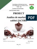 Analiza de Marketing a Cafelei JACOBS