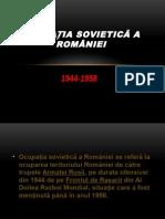 Ocupația Sovietică a României