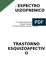 1. El Espectro Esquizofrénico