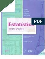 Estatistica - Teoria e Aplicacoes - CAP1