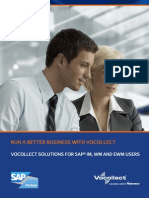 Brochure VoiceDirect SAP